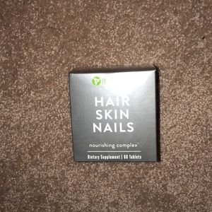 Hair skin and nails by it works